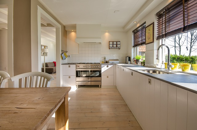 kuchyňké skřínky