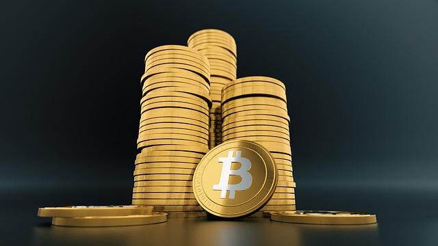 bitcoin kryptoměna