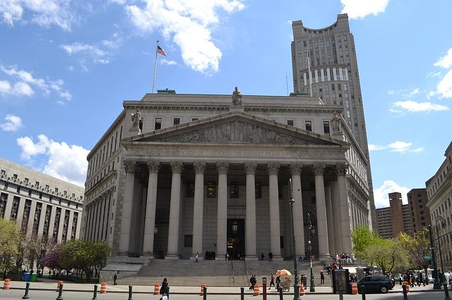 budova soudu