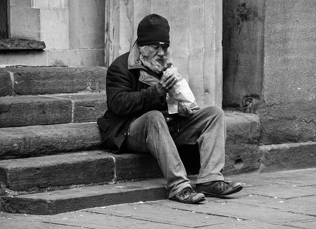 bezdomovec, člověk.jpg