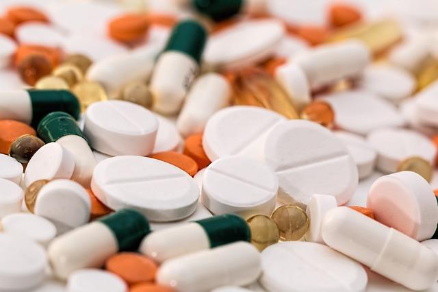 léky a pilulky