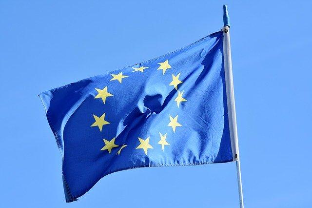 vlajka, Evropa