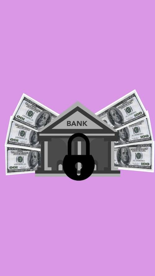 peníze banka